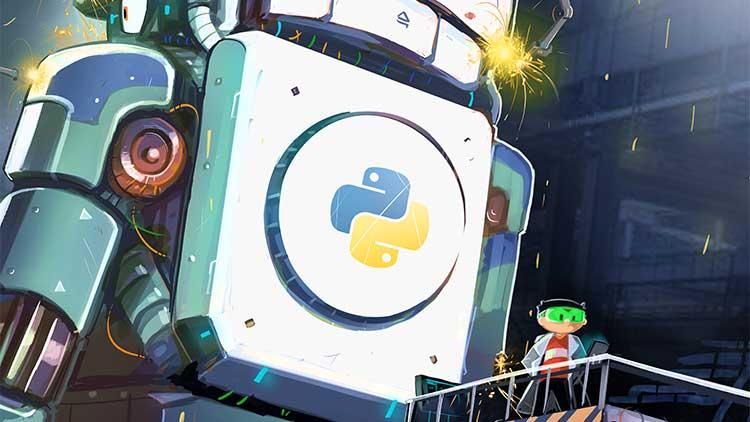 ฝึก เขียนโปรแกรม ด้วย Python จาก เริ่มต้น ไปเป็น มือโปร